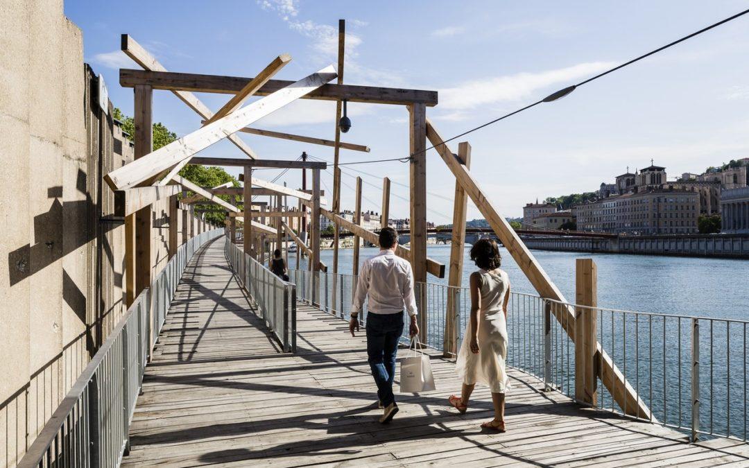 Balade sur les Rives de Saône : un musée à ciel ouvert